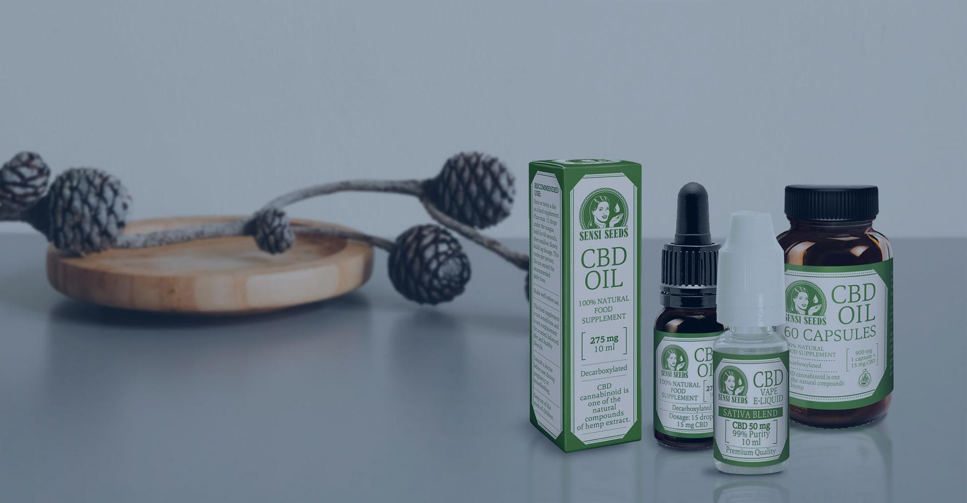 Sensi Seeds CBD-Öl [Ausführlicher Bericht] - KRAEUTERPRAXIS